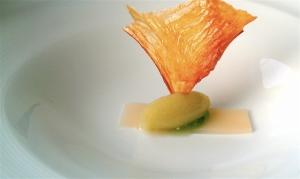 wasabi sorbet