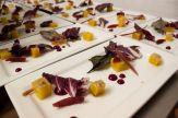 beet, radicchio, blood orange, anchovy